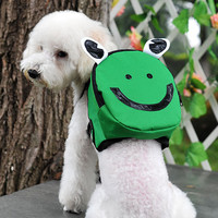 Soft Vibrant Pet Backpack