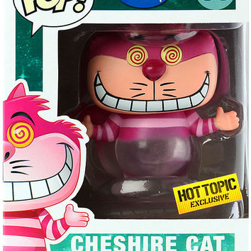 Funko POP Cheshire Cat 35 Translucent Variant Funko POP! Disney Vinyl Figure