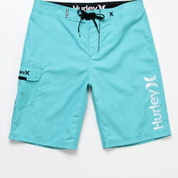 "Hurley Heathered One & Only 22"" Boardshorts at PacSun.com"