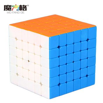 QiYi Mofangge Wuhua 6x6x6 Magic Cube Puzzle Toy