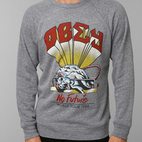 Urban Outfitters - OBEY No Future Pullover Sweatshirt