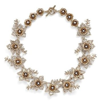 Marchesa Crystal Collar Necklace | Nordstrom