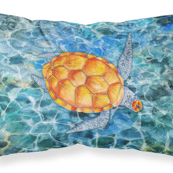 Sea Turtle Fabric Standard Pillowcase BB5364PILLOWCASE