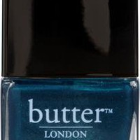 Metallic Dark Blue Nail Polish – Bluey : butter LONDON
