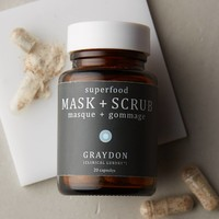 Graydon Superfood Mask + Scrub