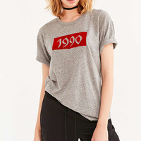Silence + Noise 1990 Tee - Urban Outfitters