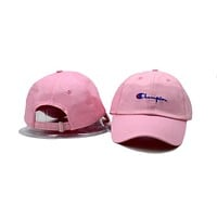 Perfect Champion Women Men Embroidery Baseball Cap Hat Sports Sun Hat