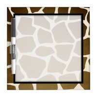 Customizable Marker Board (Giraffe Print)