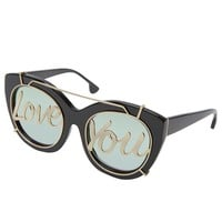 ALICE + OLIVIA | Walker Sunglasses