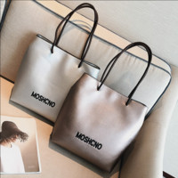 Bags Summer Simple Design Stylish Korean Ladies Tote Bag Big Capacity Shoulder Bag [8226766599]