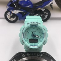 DCCK2 C005 Casio G-Shock GMA-S130 Protection Steptracker Watches Green