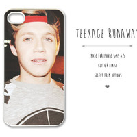 Niall Horan Apple iPhone 4/4S & 5 Case Cover by TeenageRunaway