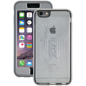 SPECK SPK-A3496 iPhone(R) 6 Plus/6s Plus MightyShell(TM) Case + Faceplate (Clear/Slate)