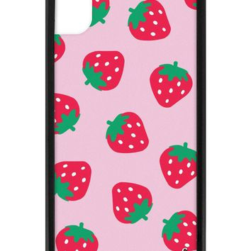 Strawberry iPhone Xr Case