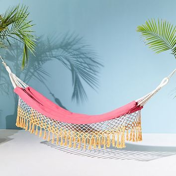 Canyon Fringe Outdoor Hammock
