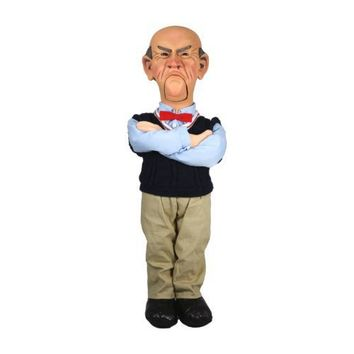 "Jeff Dunham Walter 18"" Talking Doll"