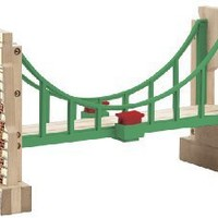 Thomas And Friends Wooden Railway - Collapsing Sodor Suspension Bridge