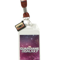 Marvel Guardians Of The Galaxy Awesome Mix Vol. 1 Lanyard
