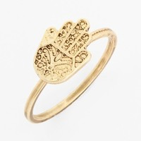 Stephan & Co. 'Hamsa' Midi Ring (Juniors)