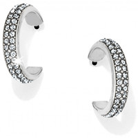 Brighton Love Goes Around Hoop Earrings