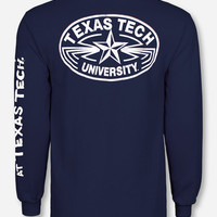 Texas Tech Luckenbach Long Sleeve
