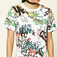 Graffiti Graphic Tee