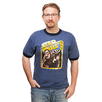Han and Chewie Premium Ringer Tee - Exclusive