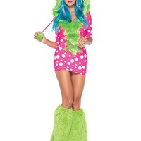 Melody Monster Adult Women Sexy Costume