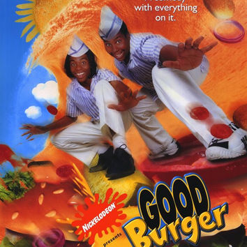 Good Burger 11x17 Movie Poster (1997)