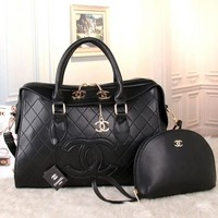 GUCCI classic ladies bag F-MYJSY-BB  black