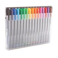 Sharpie® Art Pens with Case, 16ct - Multicolor