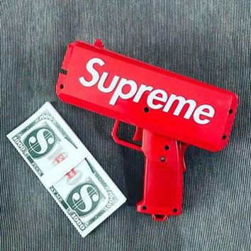 DCCKIJ2 Supreme Cash Cannon Money Gun SS17 Make It Rain