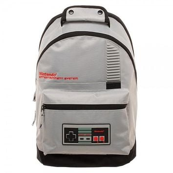Nintendo Controller Backpack Gamer Bag Back to School
