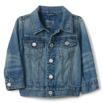 Organic Denim Jacket | Gap