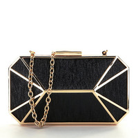 Kate Landry Caged Clutch | Dillards