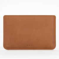 Leather iPad Mini Case - iPad Mini Cover - iPad Mini Leather Case - iPad Leather Sleeve - Leather iPad Mini Sleeve - Tan Leather iPad Cover