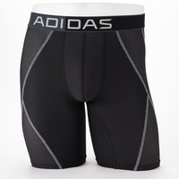 adidas ClimaCool Solid Performance-Fit Mesh Midway Briefs