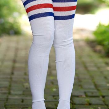 Dreamer Americana Thigh High