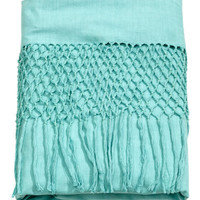 H&M Cotton Tablecloth $34.95