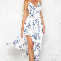 Too Little Too Late Maxi Dress