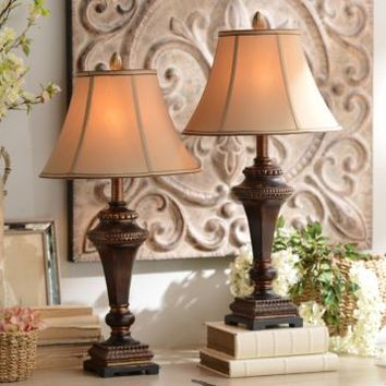 Tortoise Lamp, Set of 2 | Kirkland's