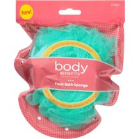 Body Benefits by Body Image Fresh Bath Sponge - Walmart.com