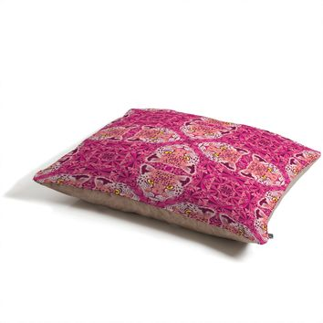 Chobopop Pink Panther Pattern Pet Bed