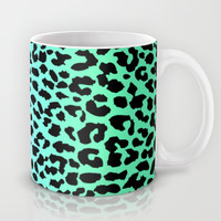 Cool Leopard Mug by M Studio