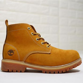 Timberland Premium Chukka 23061 Nubuck Leather Boot 1008A