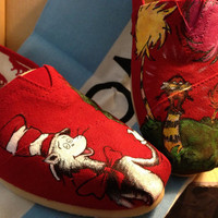 Dr. Seuss and Lorax TOMS