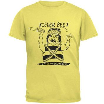 DCCKIS3 Saturday Night Live - Killer Bees Mens Soft T Shirt