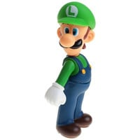 Luigi  Figure  Super Mario Bros Action Collection Toy