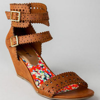 MADDEN GIRL SHOES, HALT CUTOUT WEDGE