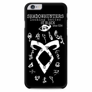 Shadowhunters Runes 2 iPhone 6 Plus / 6S Plus Case